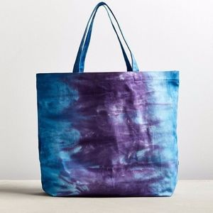Urban Outfitters Tie Dye tote bag